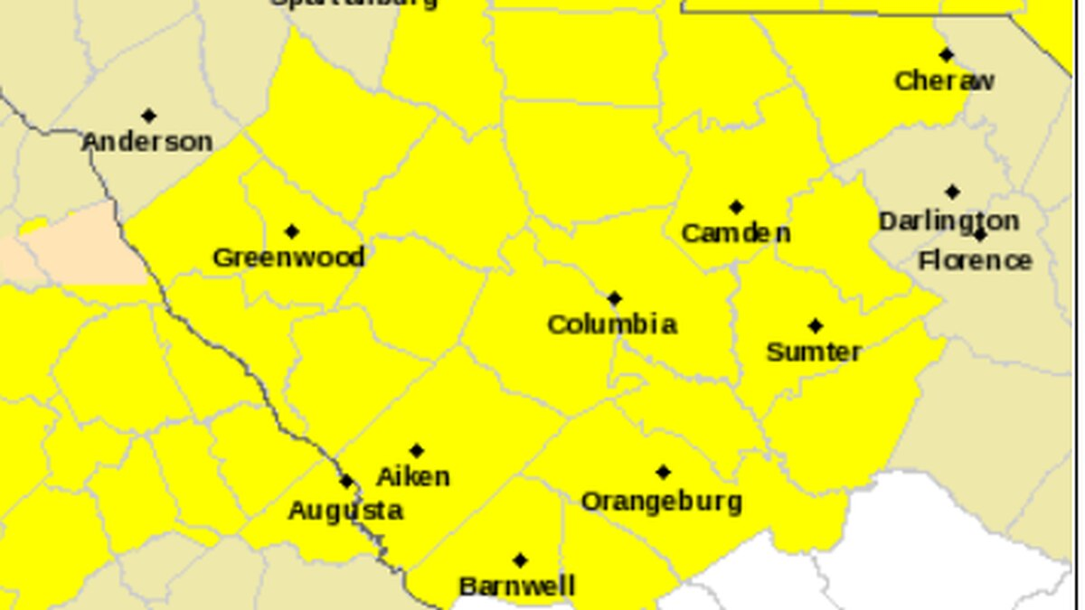 The CSRA and surrounding counties are currently under a tornado watch.