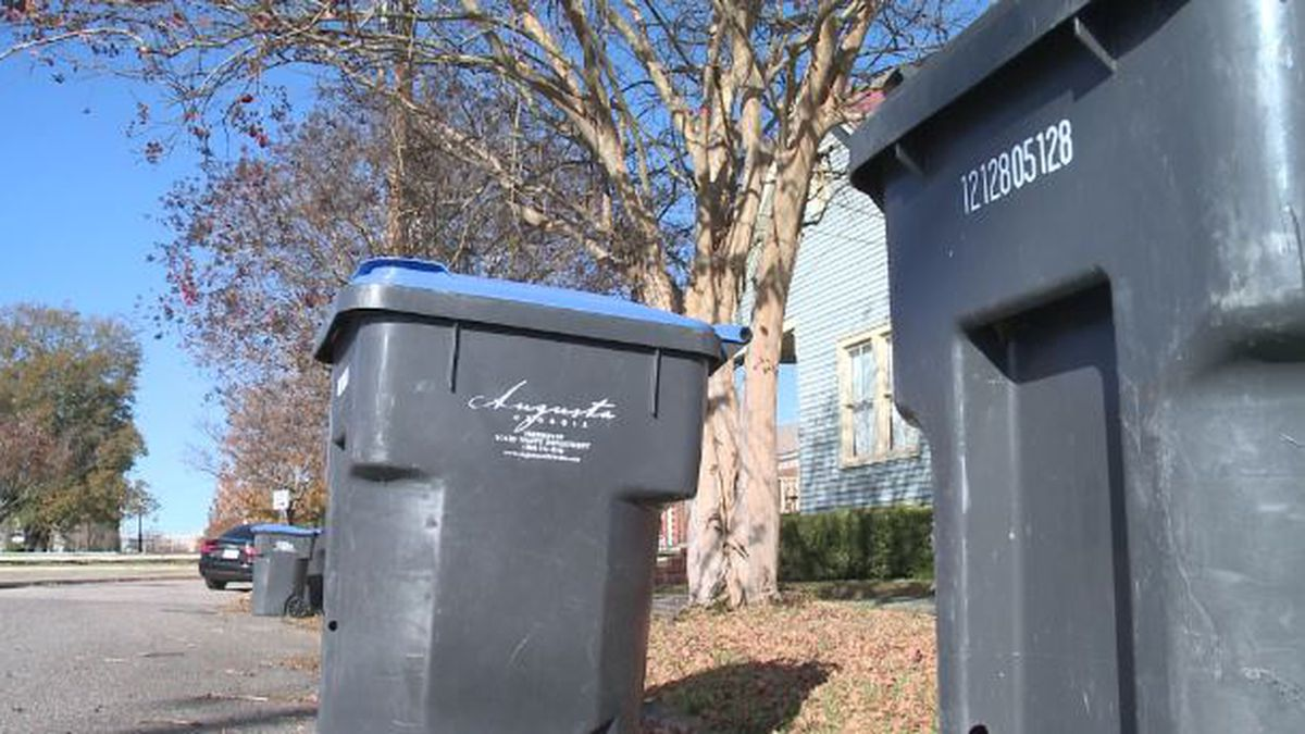 These curbside recycling bins could be a thing of the past if some Augusta-Richmond County Commissioners have their way. (Source: WRDW)