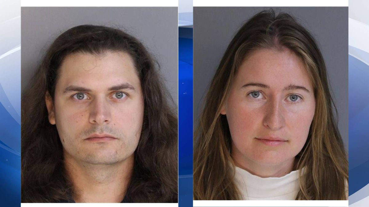According to the Aiken County Sheriff's Office, Abigail Ronco and her husband, Damian Connor were arrested in connection with the case. (Source: Aiken County Sheriff's Office)