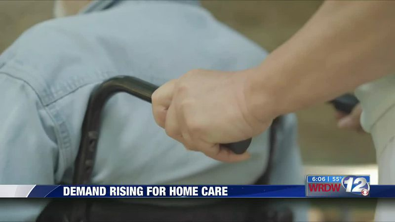 Rise in home health care options