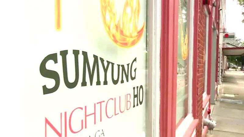 Sumyung Ho nightclub