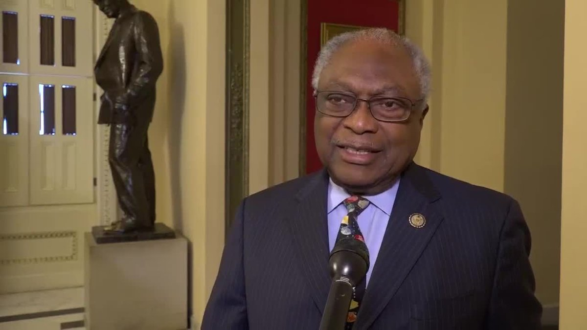Clyburn's office says these awards are part of $15 million in African American Civil Rights...