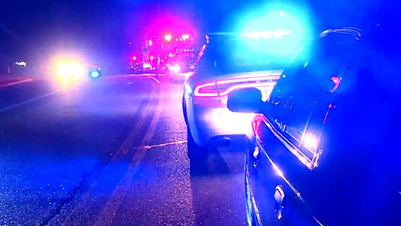 This was the scene on Nov. 26, 2020, where a pedestrian was fatally struck in the 3600 block of...