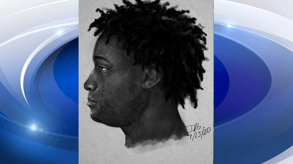 Composite sketch in Orangeburg County homicide.