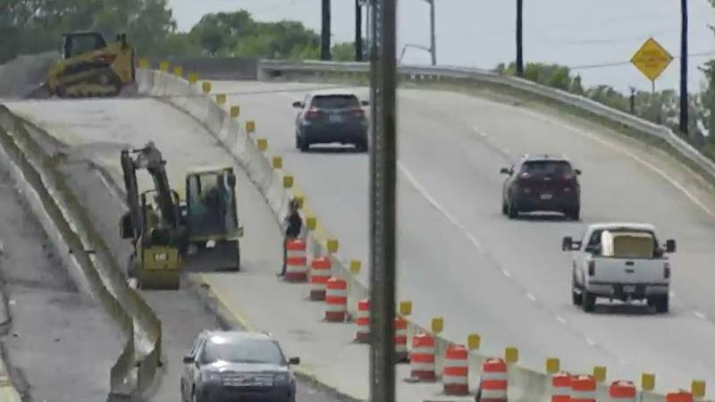 An improvement project is underway for Gordon Highway.