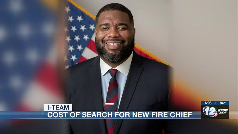 So what is the total cost of the fire chief search for you the taxpayer? Our I-Team analysis...