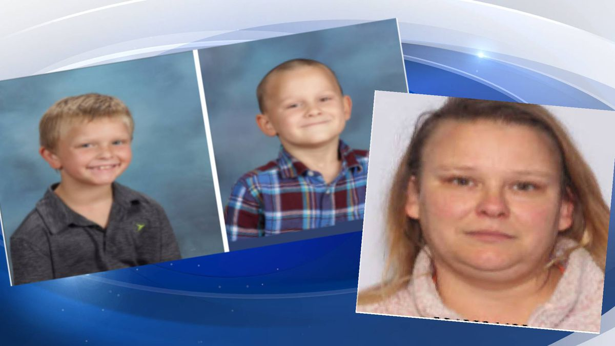Aiken Public Safety is looking for any information that can help lead to the location and return of a 7-year-old and a 9-year-old.