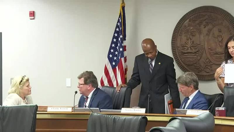 South Carolina process of redistricting begins