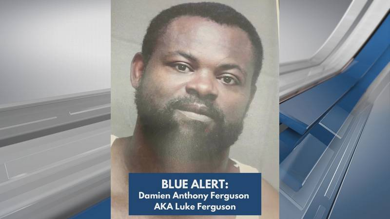 The Georgia Bureau of Investigation is searing for Damien Ferguson, who also goes by Luke...
