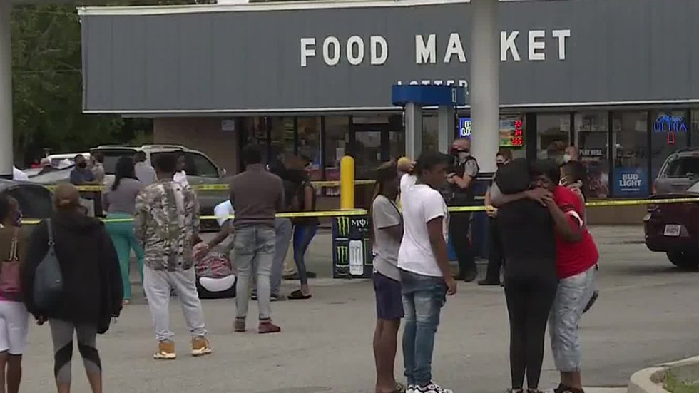 This was the scene on Sept. 29, 2020, after a shooting claimed the life of Keyeon Demmons and...