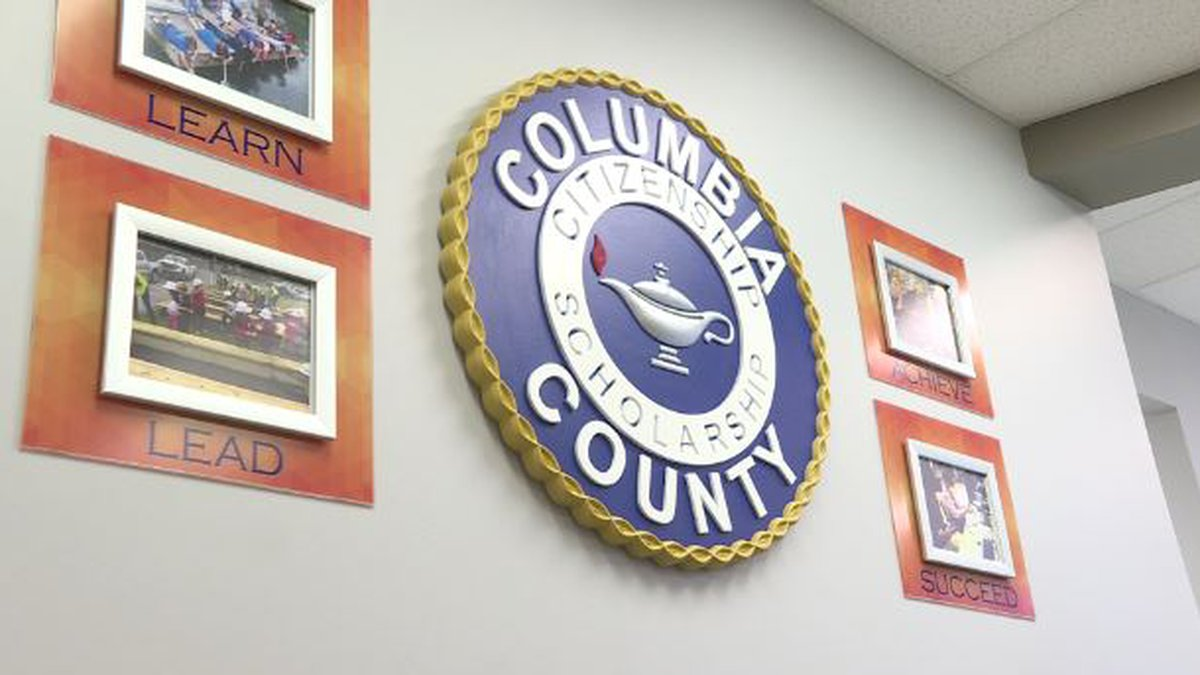 Columbia County Board of Education. (Source: WRDW)
