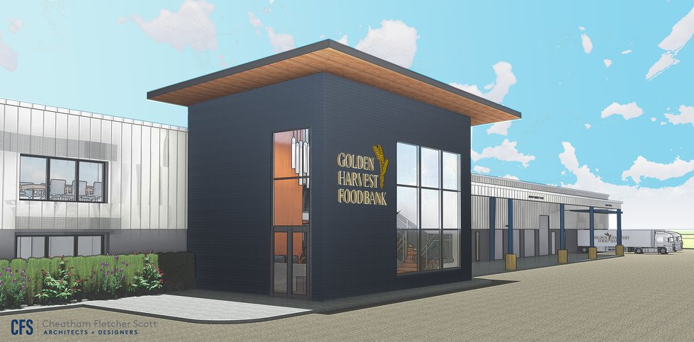 Golden Harvest Phase One Project