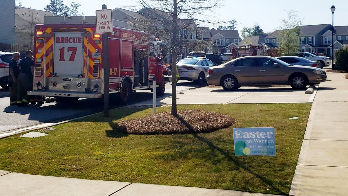 This was the scene on the afternoon of April 6, 2021, after a fire damaged eight units on...