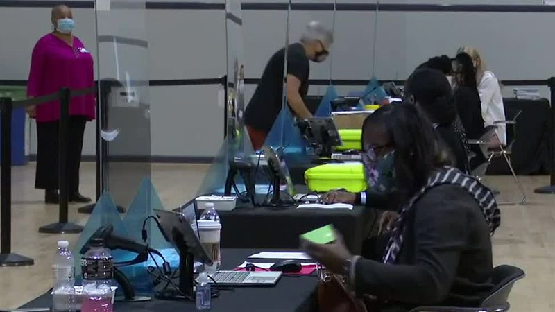 Handling runoffs, recount and statewide audit in Georgia