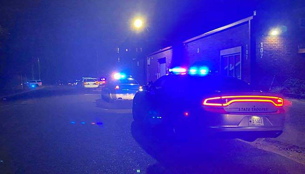 Police responded to a call about a domestic violence situation involving a weapon at...