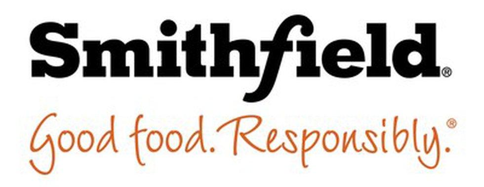 Smithfield Logo (PRNewsfoto/Smithfield Foods, Inc.)