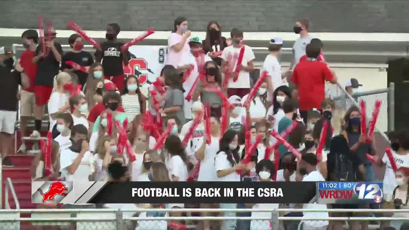 Football is back in the CSRA