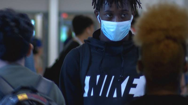 DHEC recommends masks for students in S.C. schools