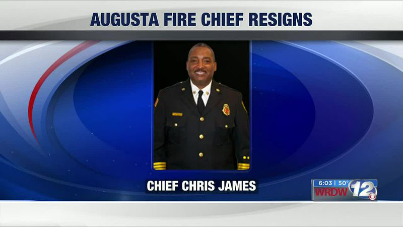 Next steps after Augusta Fire chief resigns
