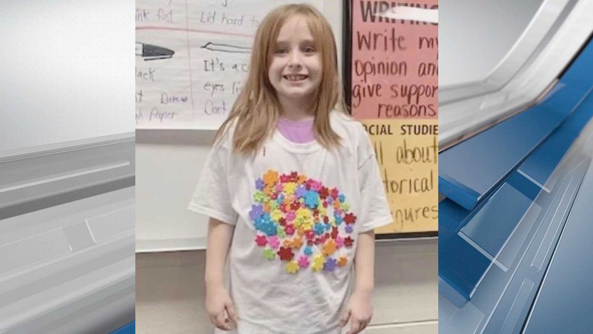 Faye was a first grader at Springdale Elementary in Lexington County. She was well loved. (Source: Cayce DPS)