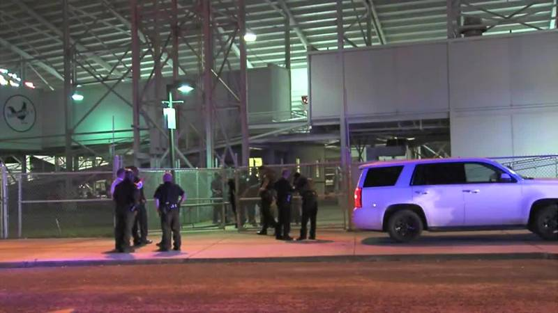 Four people shot outside of a high school football game in Mobile, say police. (Source: WPMI...
