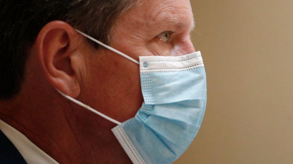 Ga. Gov. Brian Kemp, First Lady quarantining after COVID exposure