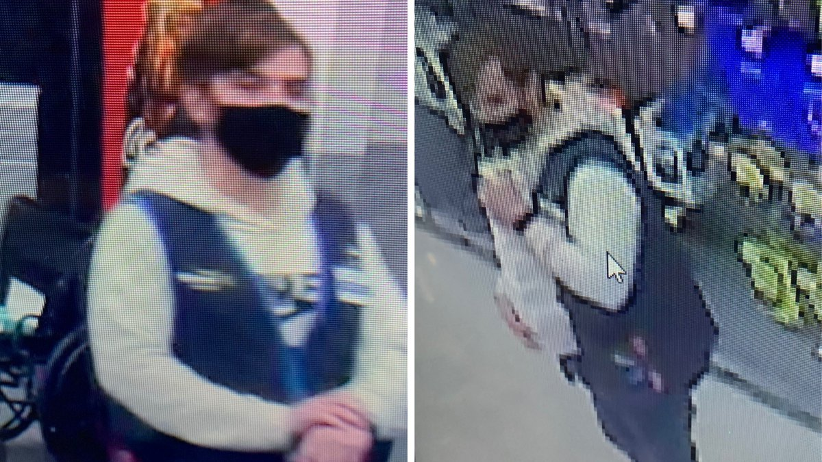 Columbia County deputies say this man disguised himself as a Walmart employee and stole nearly...