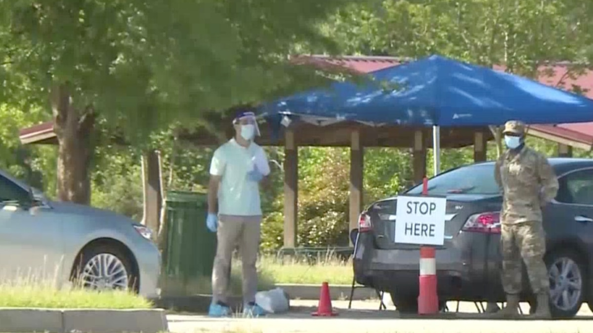 Many mobile testing facilities are beginning to pop up across underserved areas in Augusta. (Source: WRDW)
