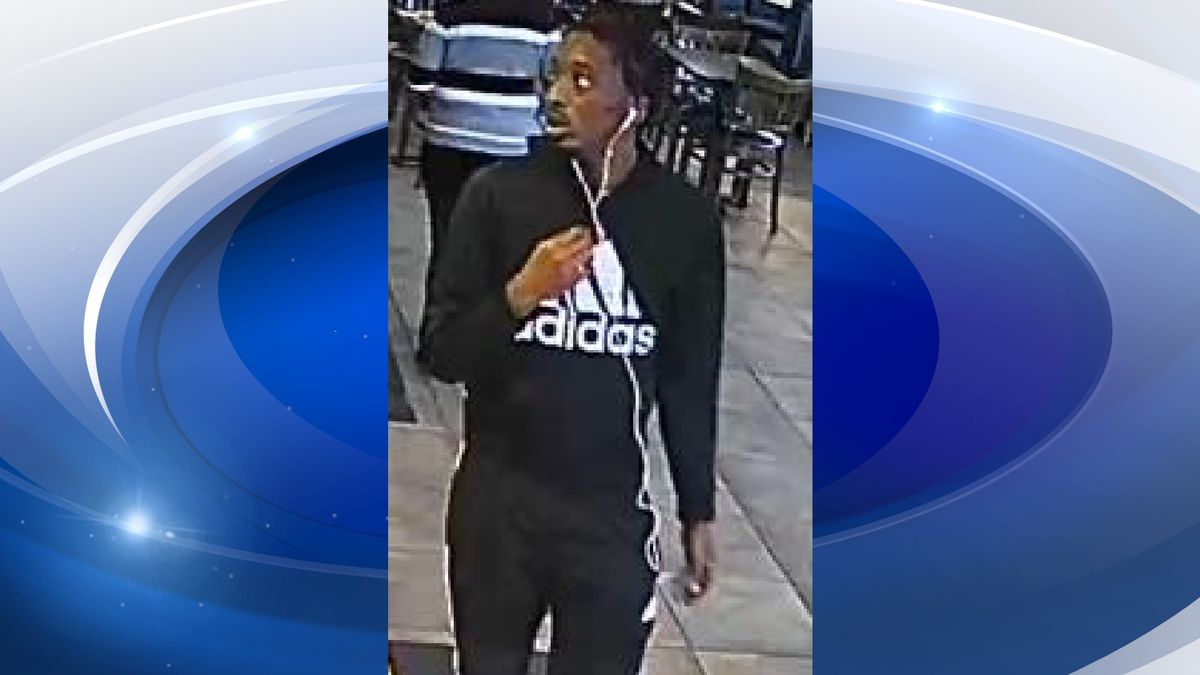 This man is being sought in connection with a forgery that occurred in February at a Zaxby's in Augusta.