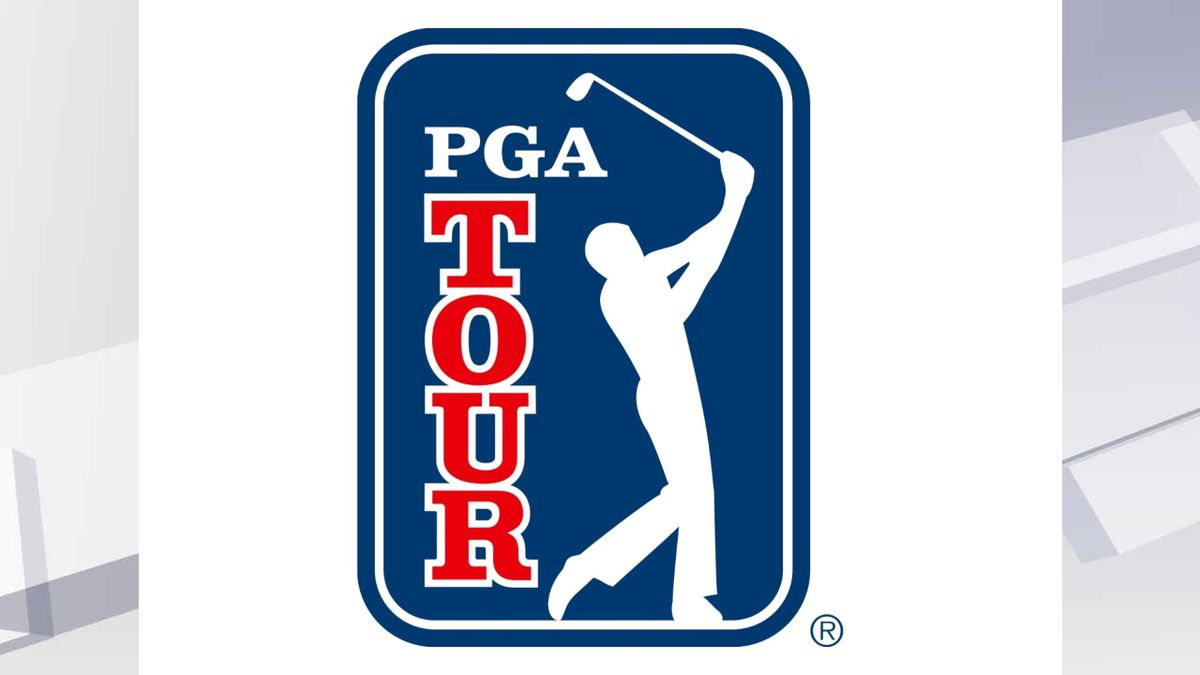 PGA Tour logo. (AP)