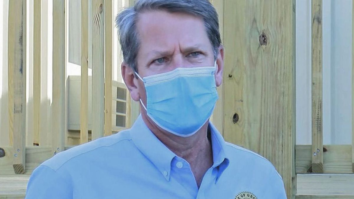 On Wednesday, Gov. Brian Kemp signed a new executive order amid the COVID-19 pandemic.