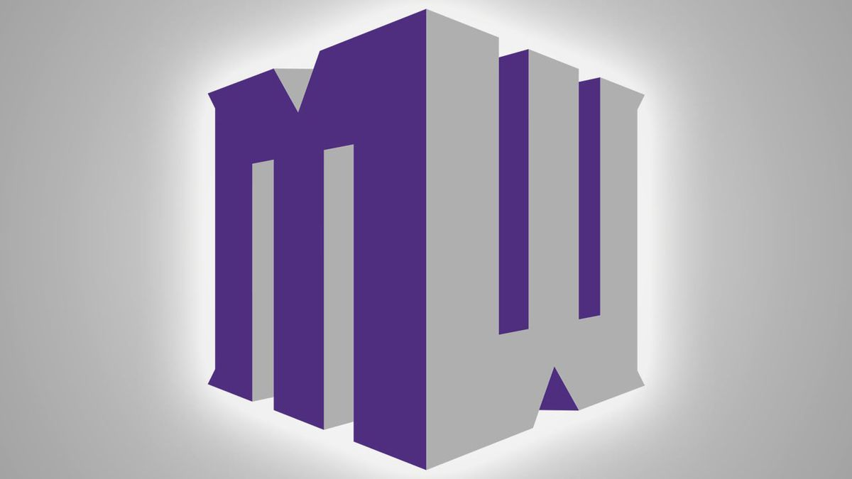 The official logo of the Mountain West Conference.