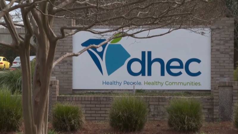 The South Carolina Department of Health and Environmental Control announced Thursday the state...