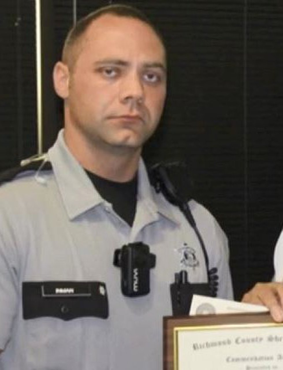Richmond County Deputy Keith Inman