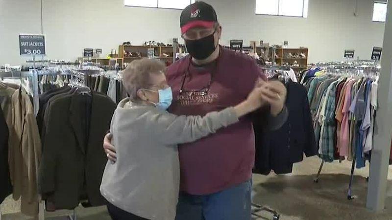 Dancing Augusta resident turns 105