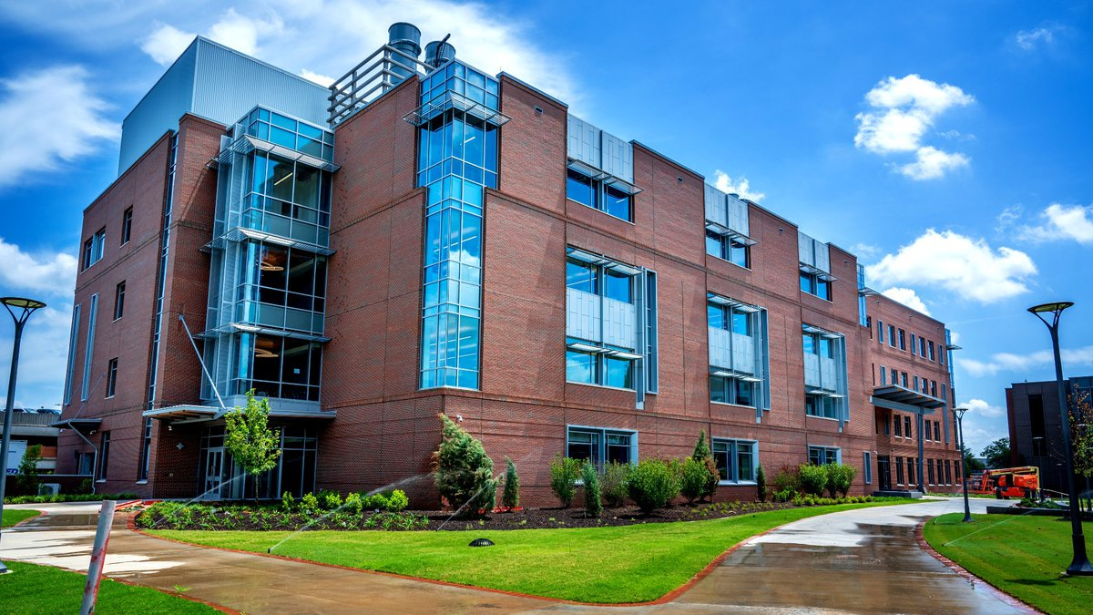 Augusta University College of Science and Mathematics building.