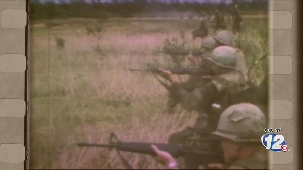 Agent Orange was one of the biggest scandals of the Vietnam War. (Source: WRDW)