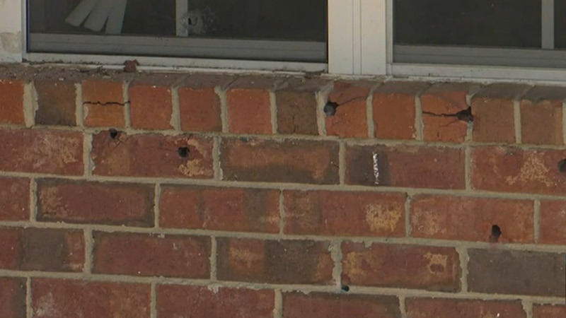 At least 50 shots were fired at an Aiken County home on Friday morning. Neighbors are worrying...