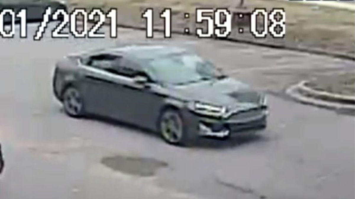 If you know anything about the robbers who used this car, the Richmond County Sheriff's Office...