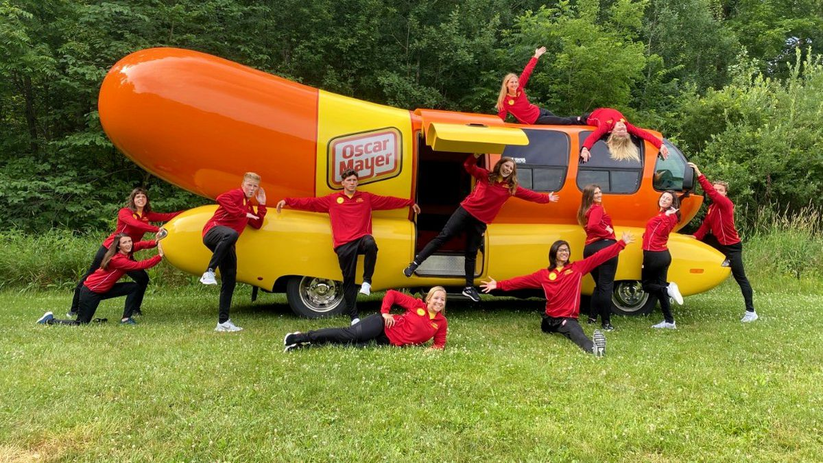 The Wienermobile mission is carried out by a handful of young men and women who are hired to...