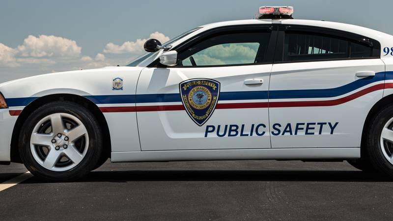 The Orangeburg Department of Public Safety in South Carolina