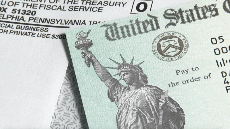 Beginning July 15, qualifying people with children will receive a check for at least $250 per...
