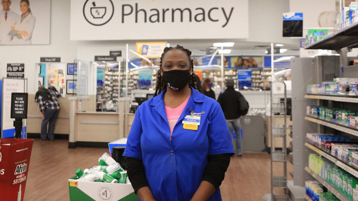 Immunizations are now available in all of Walmart's and Sam's more than 5,100 pharmacy...