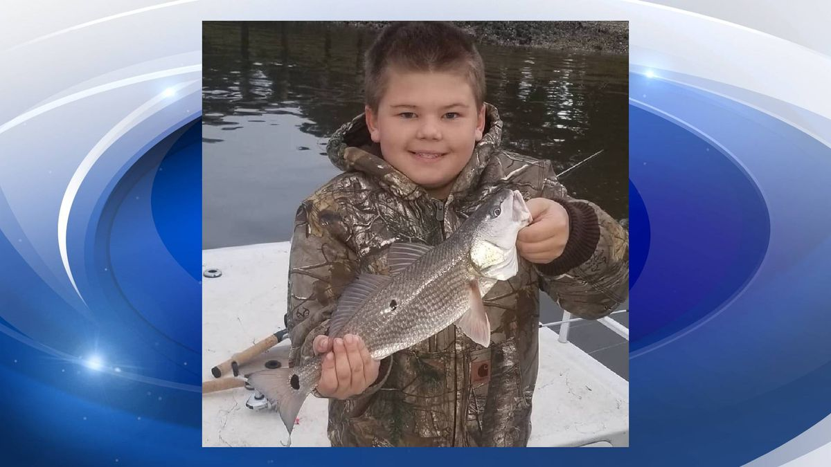 Colton Williams, 9, was killed in a hunting accident on Thanksgiving, family and DNR officials...