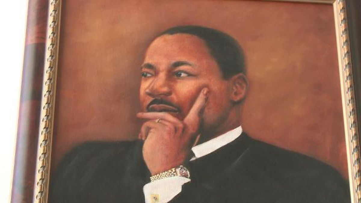 Almost 58 years ago, Dr. King preached at the historic Tabernacle Baptist Church, in Augusta. (Source: WRDW)