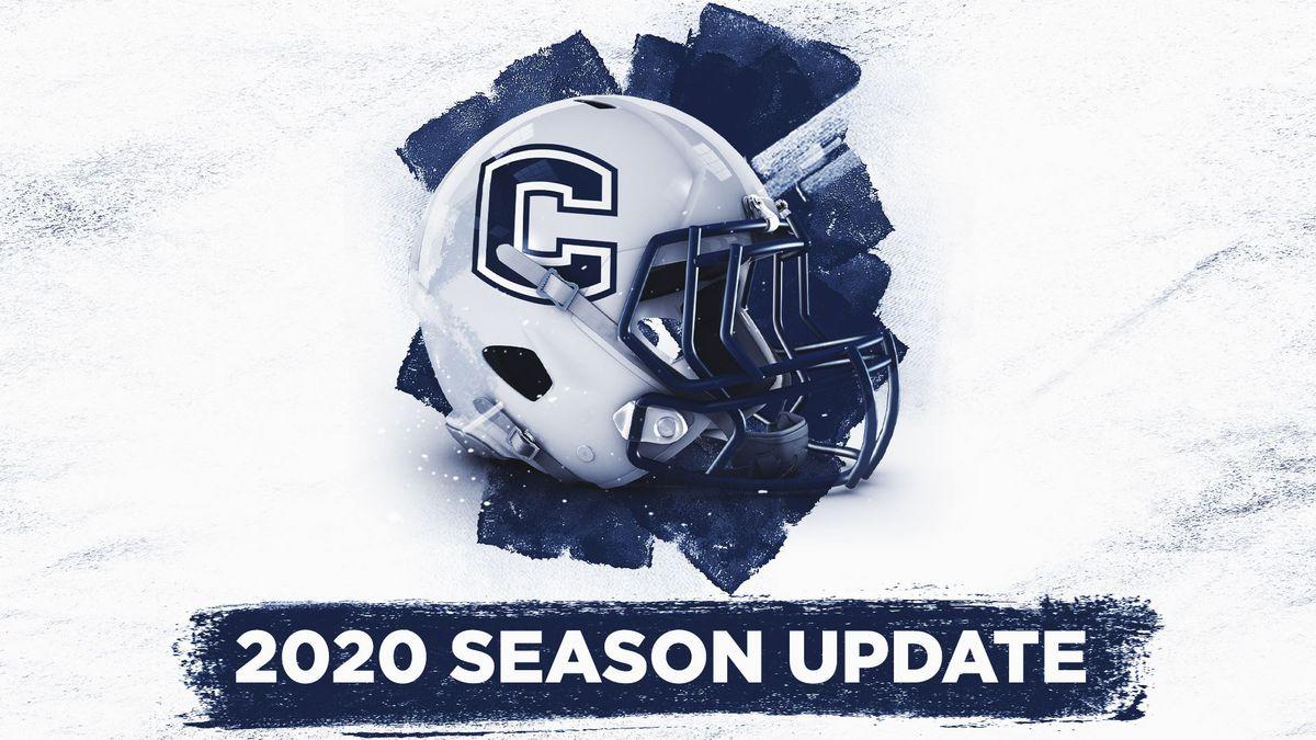 UConn Football Cancels 2020 Season