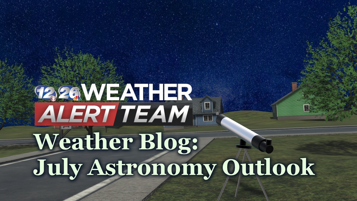 July Astronomy Outlook