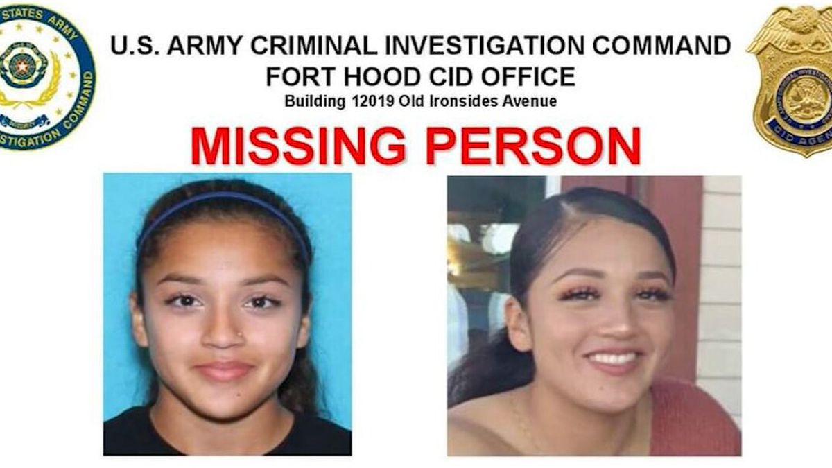 Private first class Vanessa Guillen was last seen on April 22 in a parking lot at Fort Hood.