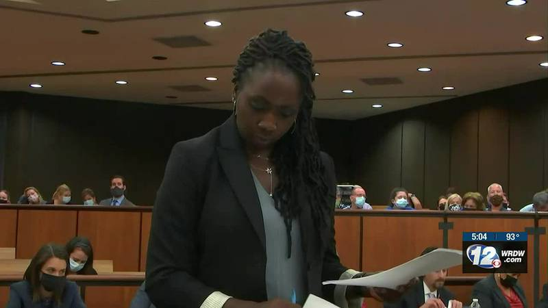 Day 4 trial of UofSC student accused killer