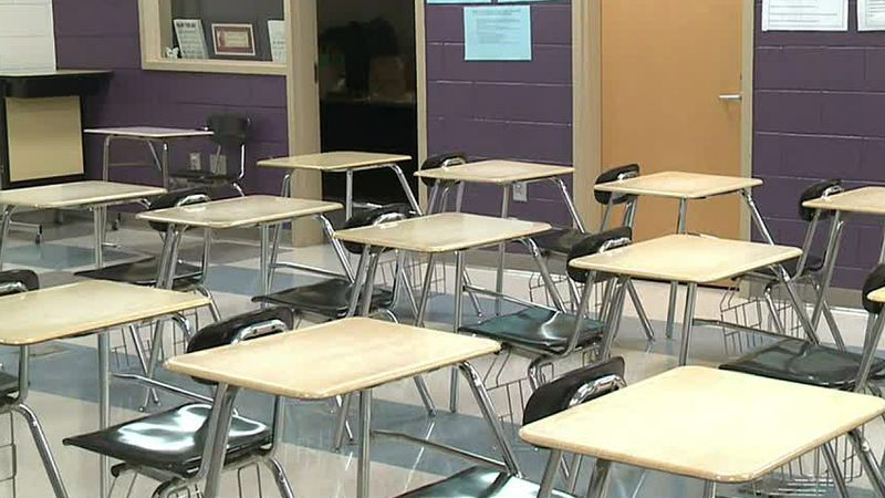 As COVID-19 cases rise, and numbers in Columbia County schools peak, some parents wish they...